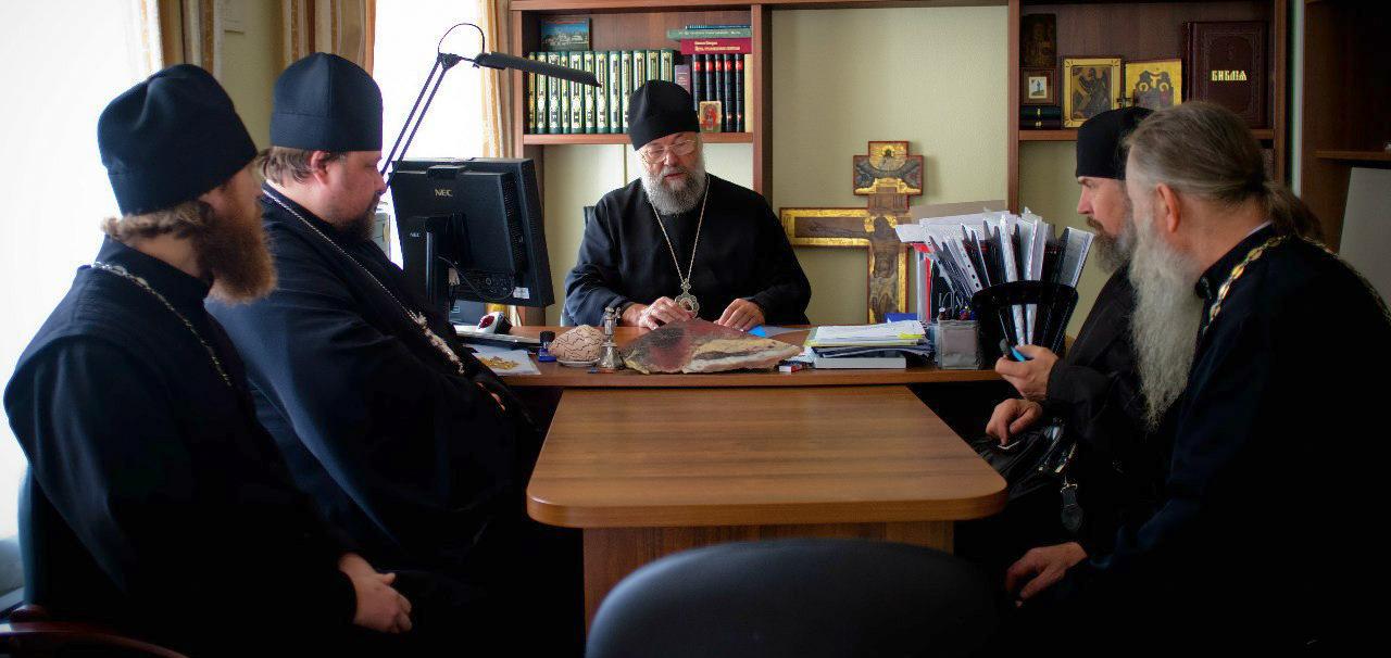 Преосвященный Иннокентий, епископ Нижнетагильский и Серовский